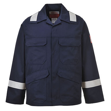 Bizflame Plus Jacket Navy EXFR25NAR