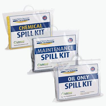 15 Litre Close Clip Spill Kits