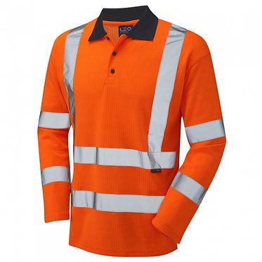 Swimbridge ISO 20471 Class 3 Comfort Sleeved Polo Shirt EXP05