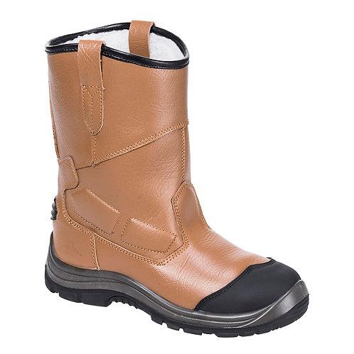Steelite Rigger Boot Pro S3 CI HRO Tan