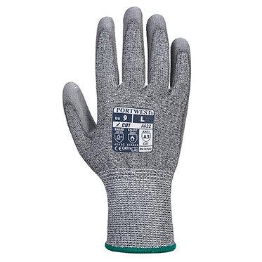 MR Cut Level C PU Palm Glove EXA622