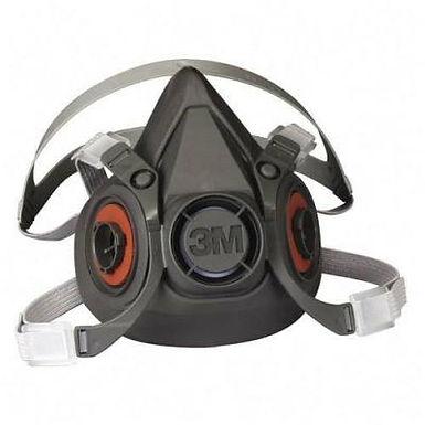 3M 6000 Half-Face Respirator Mask