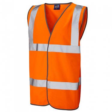 Tarka ISO 20471 Class 2 Waistcoat EXW01
