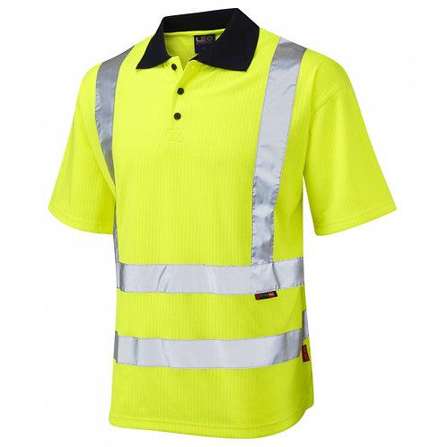 Croyde ISO 20471 Class 2 Comfort Polo Shirt EXP01