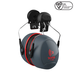Sonis® 3 Helmet Mounted Ear Defenders EXAEB0400C1A00