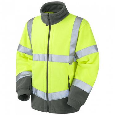 Hartland ISO 20471 Class 3 Fleece Jacket EXF01