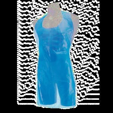 Blue Polyethylene Aprons (1000pc) EXPH100