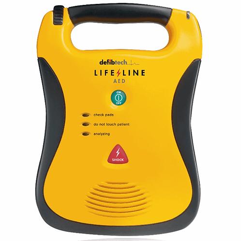 Lifeline Semi-Automatic Defibrillator With Standard Capacity (Each) EX5001112