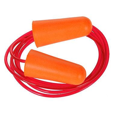 Corded PU Foam Ear Plug (200 pairs) EXEP08