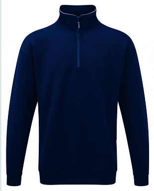 Grouse 1/4 Zip Sweatshirt EX1270