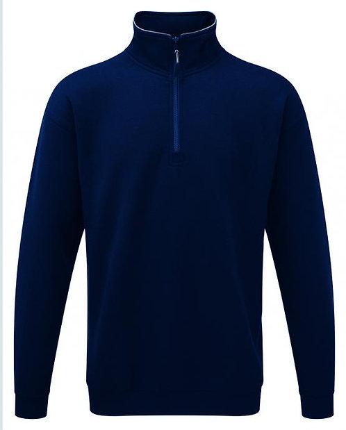 Grouse 1/4 Zip Sweatshirt EX1270