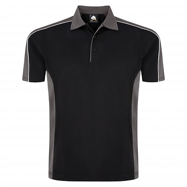 Avocet Two Tone Polyester Polo Shirt EX1198