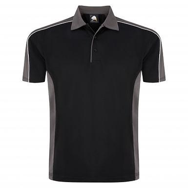 Avocet Two Tone Polyester Polo Shirt EX1198