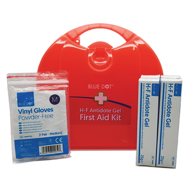 H-F Antidote First Aid Kit With Wall Bracket EX85568