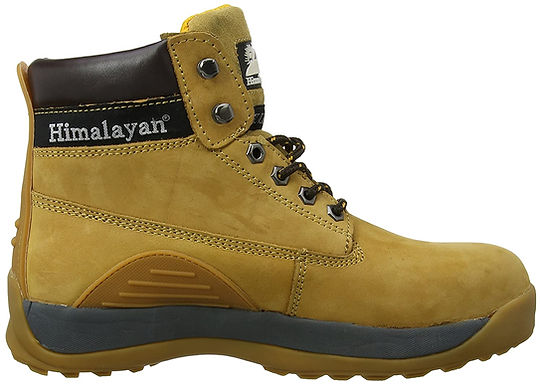 EX5150 Himalayan Wheat Nubuck Iconic Boot with Steel Midsole