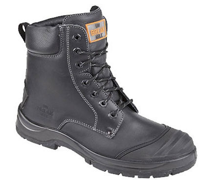 EX8104 Unbreakable Demolition Combat Safety Boot