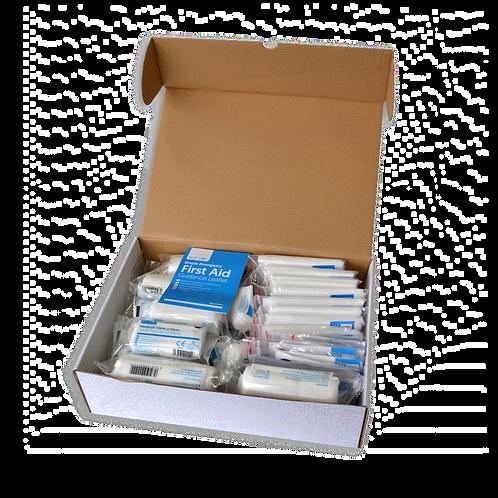 HSE Standard First Aid Kit Refills