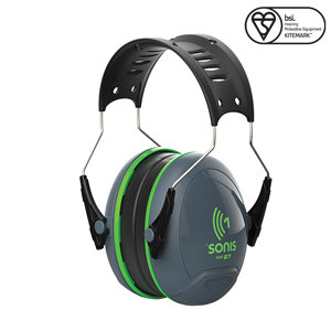Sonis® 1 Adjustable Ear Defenders EXAEB0100AY