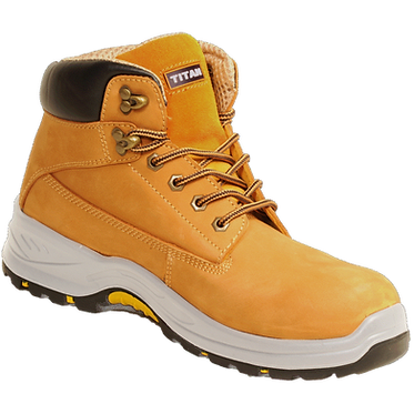 Titan Honey S3 SRC Safety Boot Honey EXHONEY