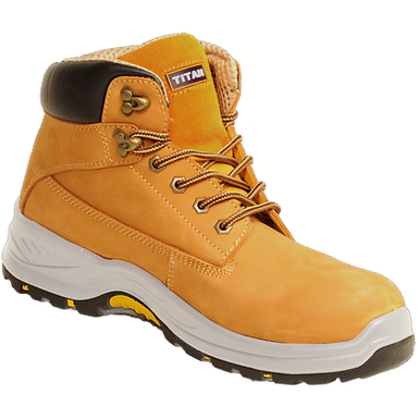 Titan Honey S3 SRC Safety Boot Honey EXHONEY