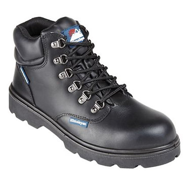 EX5220 Himalayan Black Fully Waterproof Safety Boot