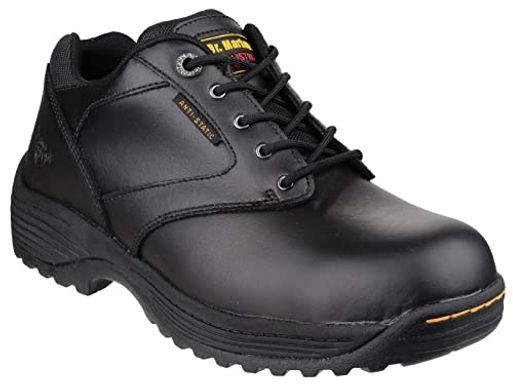 EX6655 Dr Martens Keadby ST Black Shoe