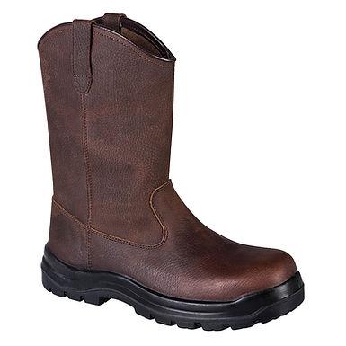 Portwest Compositelite Indiana Rigger Boot S3 Brown