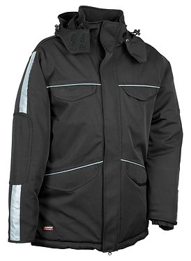 Cofra St Moritz Winter Jacket Black EXSTMORITZ