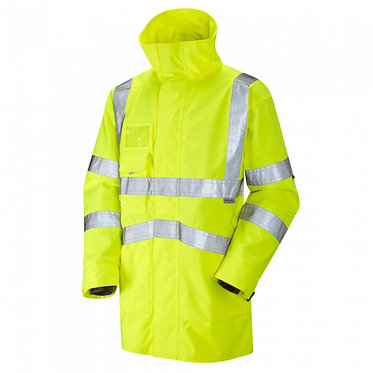 Clovelly ISO 20471 Class 3 Breathable Executive Anorak EXA04