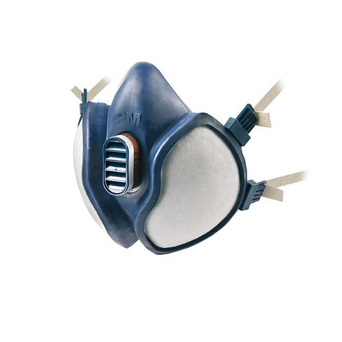 3M 4251+ Maintenance-Free FFA1P2 Half-Face Respirator Mask