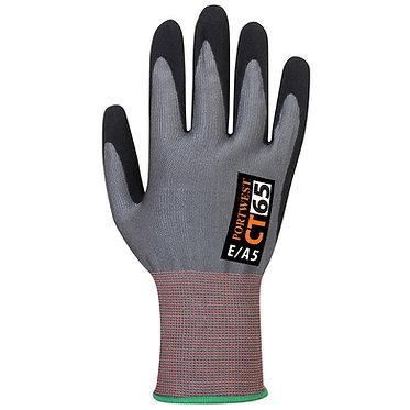 CT VHR Nitrile Foam Cut E Glove EXCT65