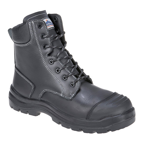 Portwest Eden S3 HRO Zipped Safety Boot