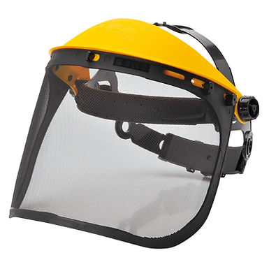 Portwest PW93 - Browguard with Mesh Visor