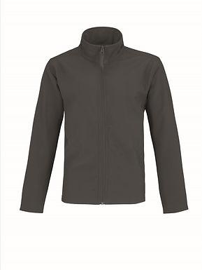 B&C ID.701 Softshell Jacket Mens Dark Grey