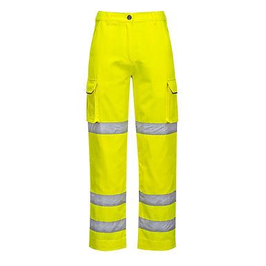 Ladies Hi-Vis Trousers EXLW71