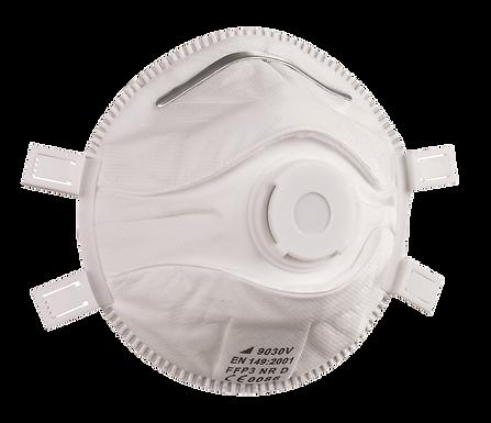 Alpha Solway 9030V P3V Disposable Respirator (5 Box)