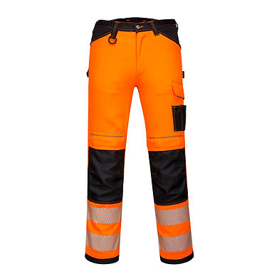 PW3 Hi-Vis Work Trousers EXPW340