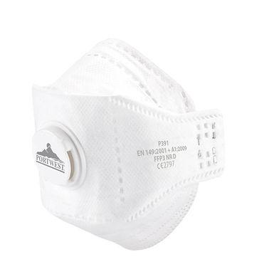 EAGLE FFP3 Valved Dolomite Fold Respirator EXP391 (10 Box)