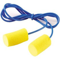 3M EAR Classic Corded Foam Ear Plugs (200 Box) EXWBT254239