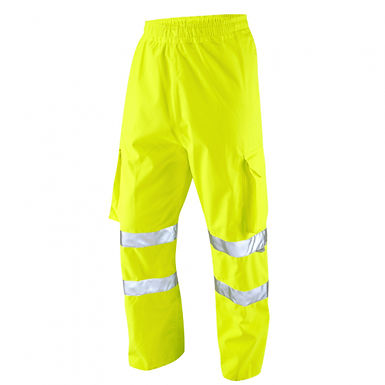 Instow ISO 20471 Class 1 Breathable Executive Cargo Overtrouser EXL02