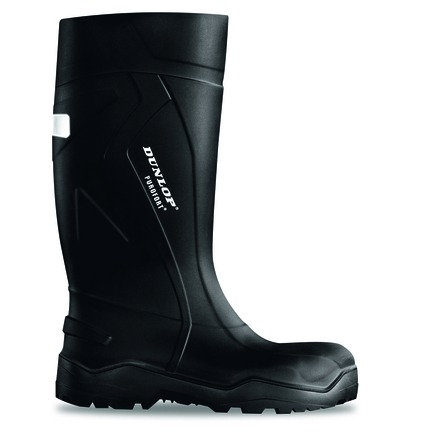 Dunlop Purofort Full Safety Wellington Boot with Midsole