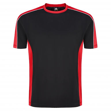 Avocet Two Tone Polyester T-Shirt EX1008