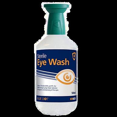 Emergency Eye Wash Solution With Eye Bath Cap 500ml EXEYE500C