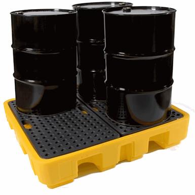 Polyethylene Spill Pallets