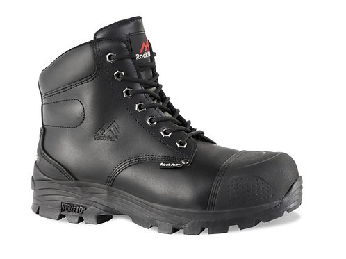 Rockfall Ebonite S3 SRC HRO Safety Boot