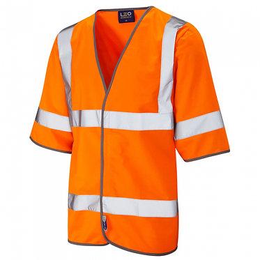 Gorwell ISO 20471 Class 3 Half Sleeve Waistcoat EXS02