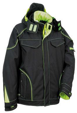 Cofra Tecka Winter Softshell Jacket EXTECKA