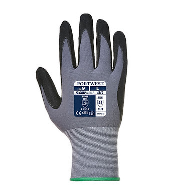 DermiFlex Nitrile Foam Coated Glove (12 Pack)