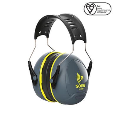 Sonis®2 Adjustable Ear Defenders EXAEB0200AY