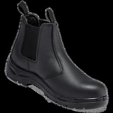 Titan Chelsea S1P SRC Safety Boot Black EXCHELSEA